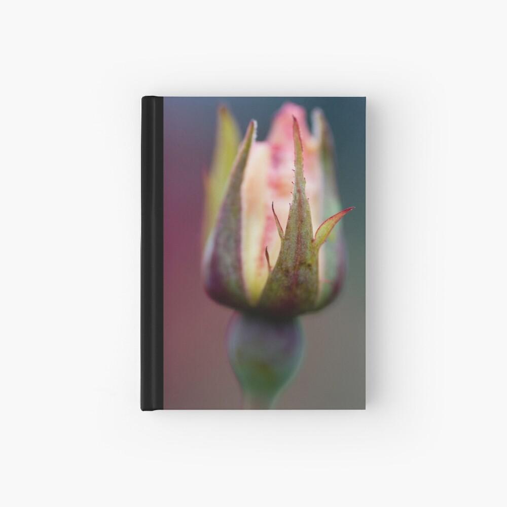 Rosebud Hardcover Journal