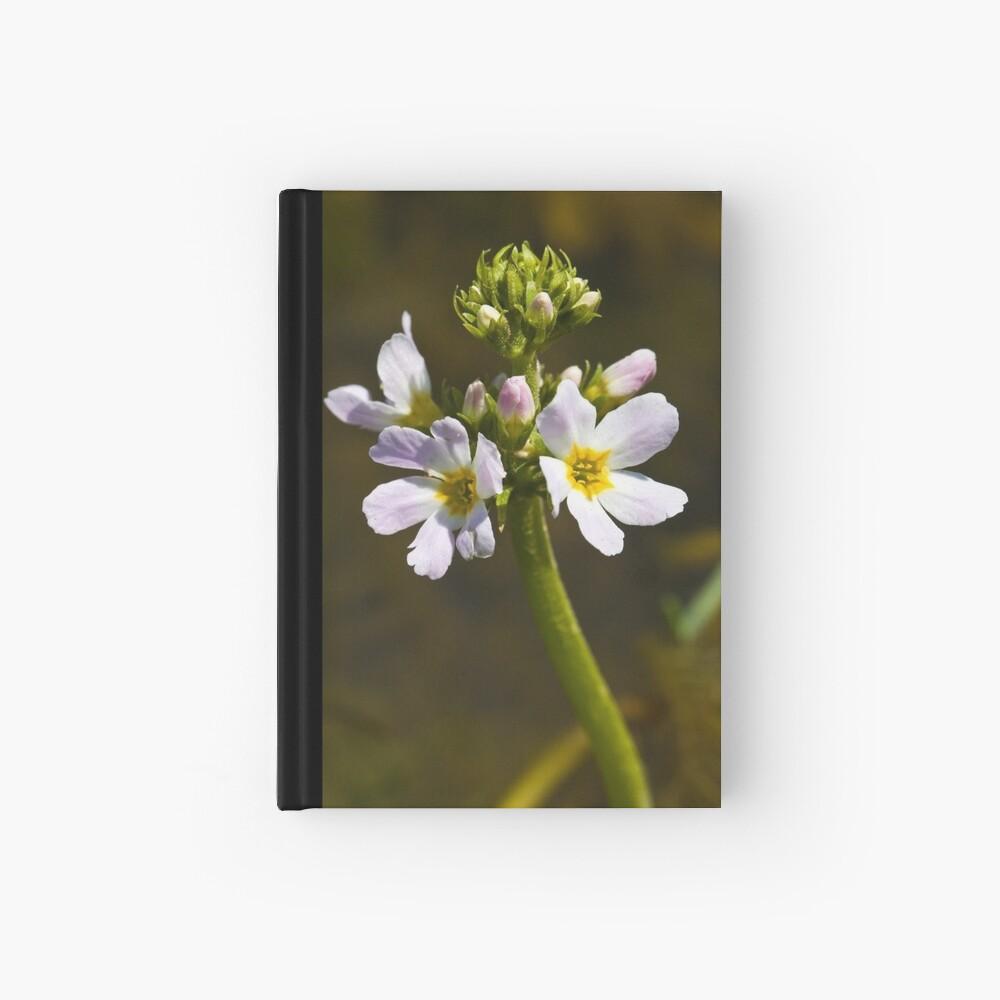 Water Violet (Hottonia palustris) Hardcover Journal