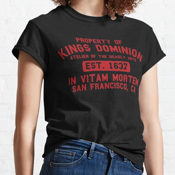 Deadly Class Kings Dominion Tee Classic T-Shirt