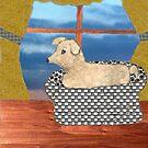 Doggie In The Window  by Linda Miller Gesualdo