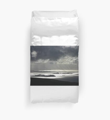 The Summer Isles from Stac Pollaidh Duvet Cover