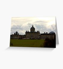 Castle Howard - North Yorkshire Greeting Card
