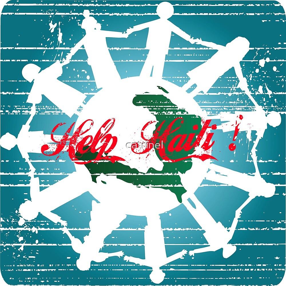grunge help haity card by catrinel