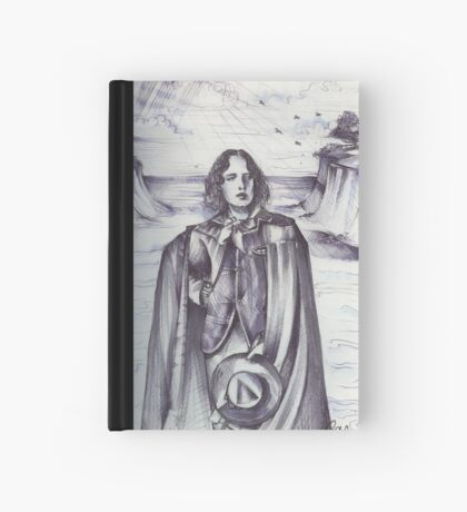 OSCAR BY THE SEA Hardcover Journal