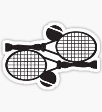 tenis clubs Sticker