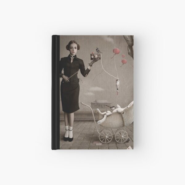 Dangerous Thoughts Hardcover Journal