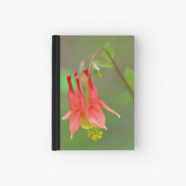 Wild Columbine Hardcover Journal