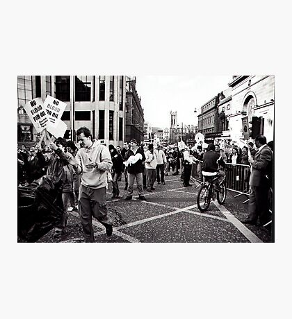Taking over the Streets Photographic Print