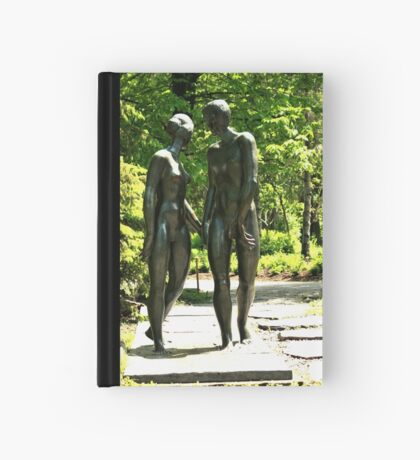Adam And Eve Hardcover Journal