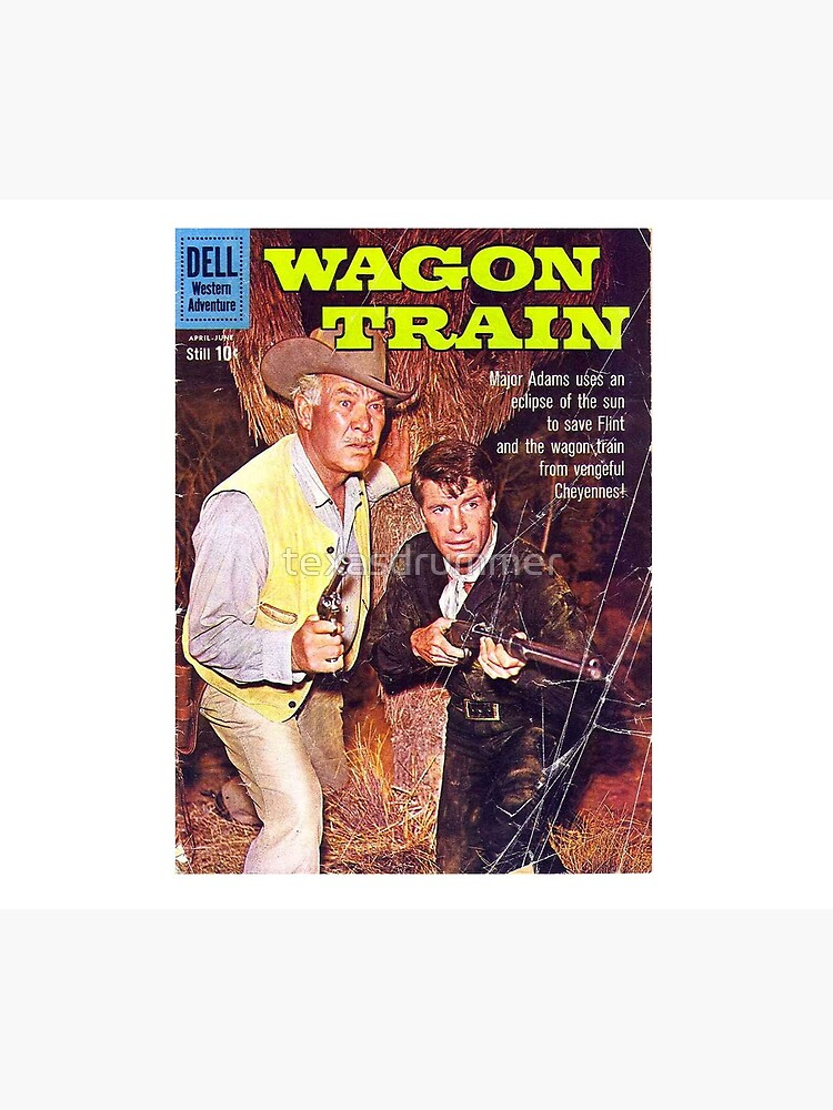 Wagon Train by texasdrummer