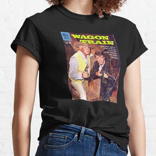 Wagon Train Classic T-Shirt