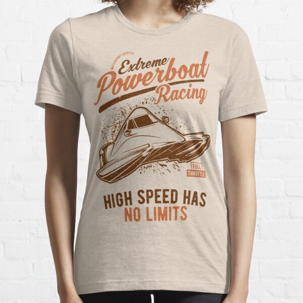 Extreme Powerboat Racing Essential T-Shirt