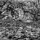Natural Rocks and Wall by RONI PHOTOGRAPHY