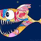 Deep Sea Fish by Juhan Rodrik