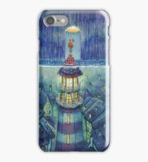 Too much rain iPhone Case/Skin