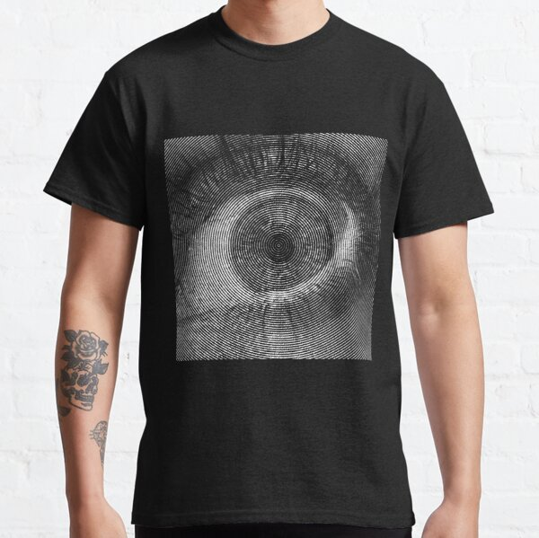 Gravity Eyelids (432 Hz) Classic T-Shirt