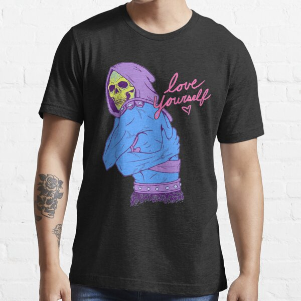 SKELETOR - LOVE YOURSELF Essential T-Shirt