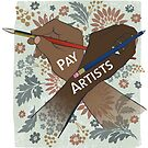 Pay Artists by fabfeminist