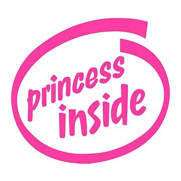 Princesa adentro de redscarf