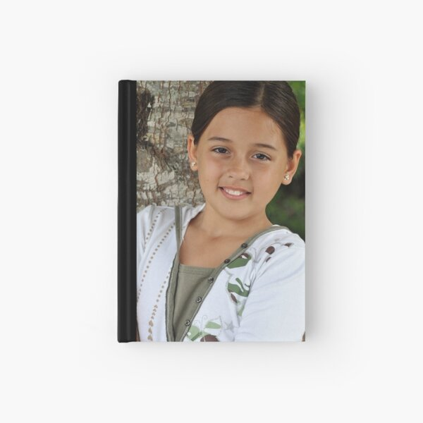 Abigail under a Tree Hardcover Journal