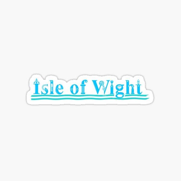 Isle of Wight Sticker