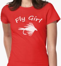 Fly Girl  - Fly Fishing T-shirt T-Shirt