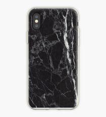 Black marble Phone cases iPhone Case