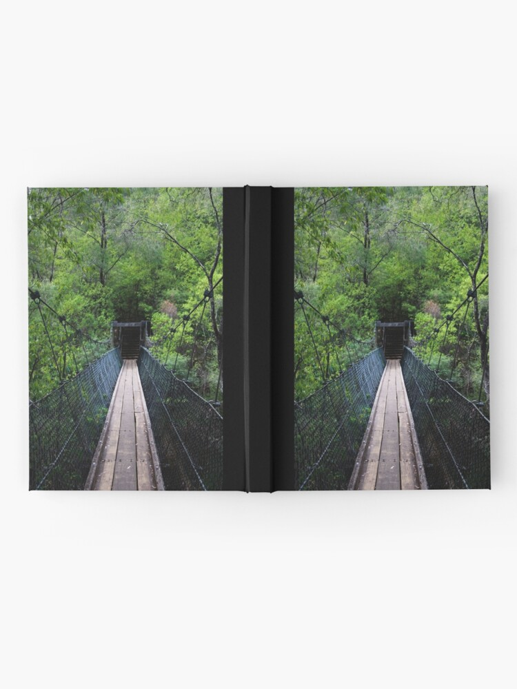 Alternate view of Don't look down... Hardcover Journal