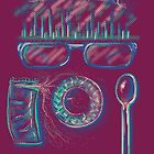 Sweet Glasses - Retro by Sunflow