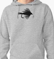 Simply Fly  - Fly Fishing T-shirt Pullover Hoodie