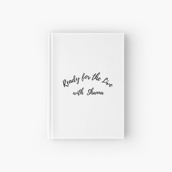 Ready for The Live 2 Hardcover Journal