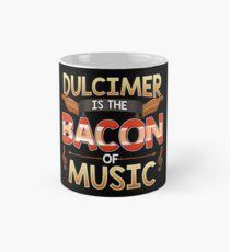 Dulcimer Music Gift Mug