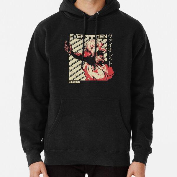 Violet Evergarden - Anime T Shirt Pullover Hoodie