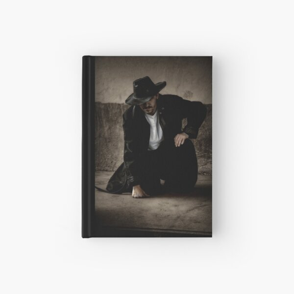 Outlaw Man Hardcover Journal