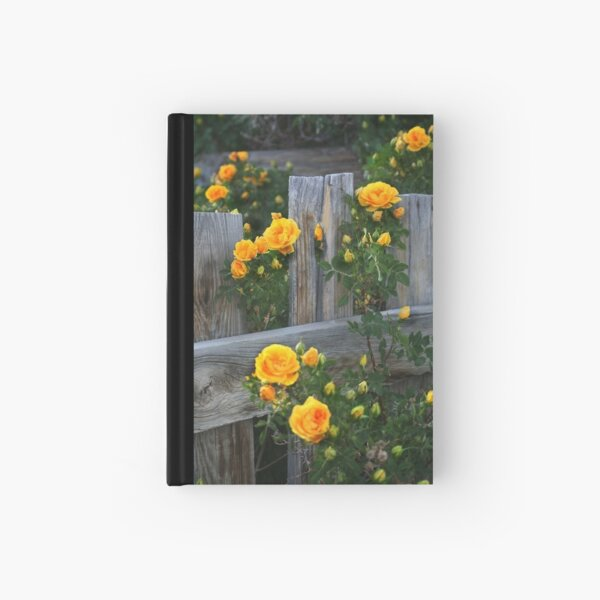 Renegade Roses Hardcover Journal