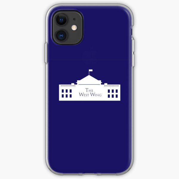 The White House iPhone Soft Case