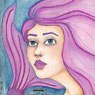 Mermaid - Know Yourself by Jennifer Goodman