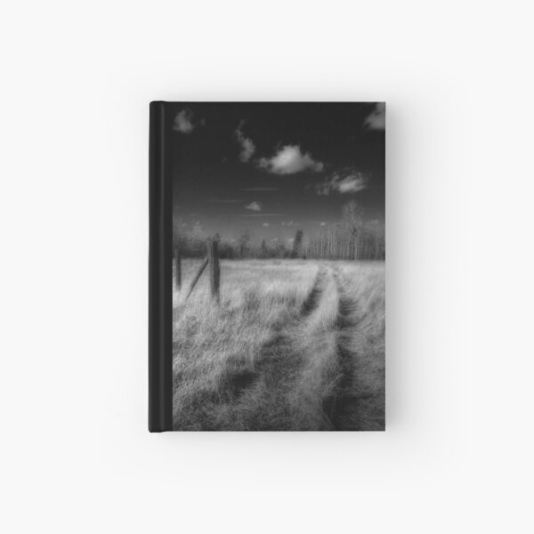 Road Less Travelled Hardcover Journal