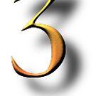 3 #three #trey #leash #ternary  trio  triplet  threesome  terzetto  tierce  iii  troika  trinetrinity  ternion  triad  tercet  trey  trio  threesome  triple by znamenski
