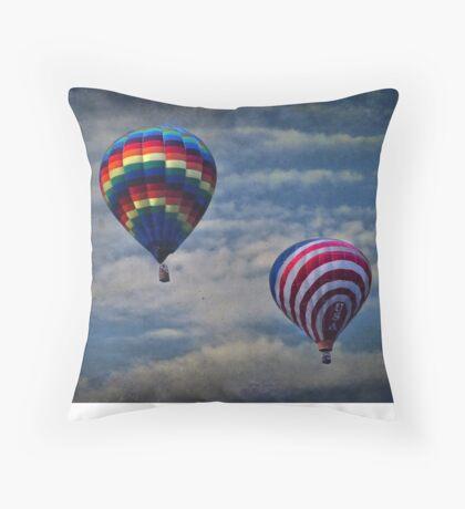 Aloft Throw Pillow