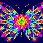 Ein utopischer Schmetterling von Beatrice Beute