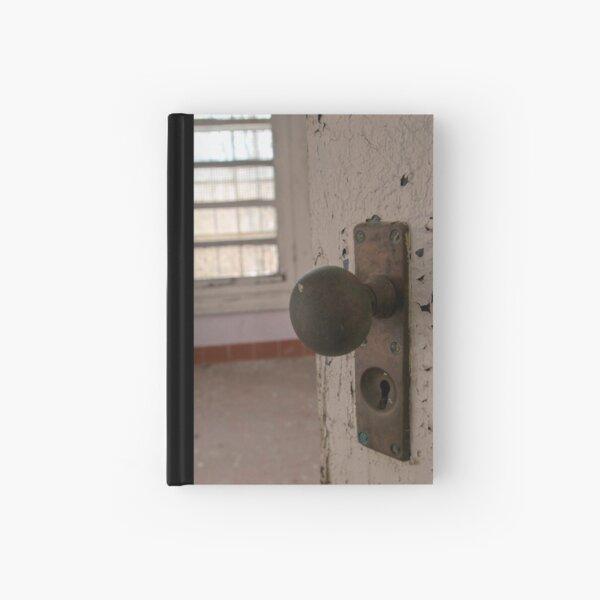 Doorknob Hardcover Journal