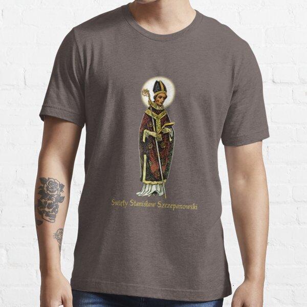 Święty Stanisław Szczepanowski - polish subtitle  Essential T-Shirt