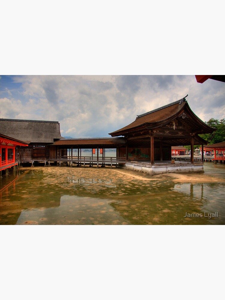 Water Shrine by corwin