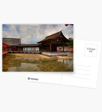 Water Shrine Postcards