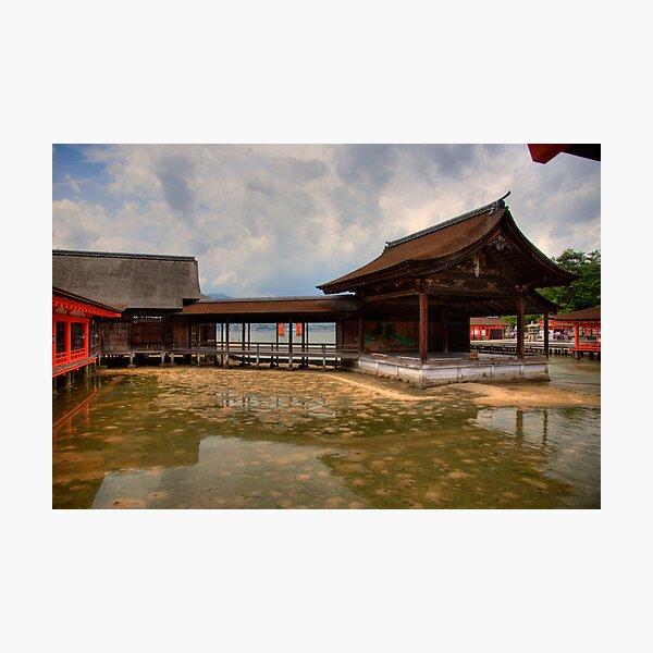 Water Shrine Photographic Print