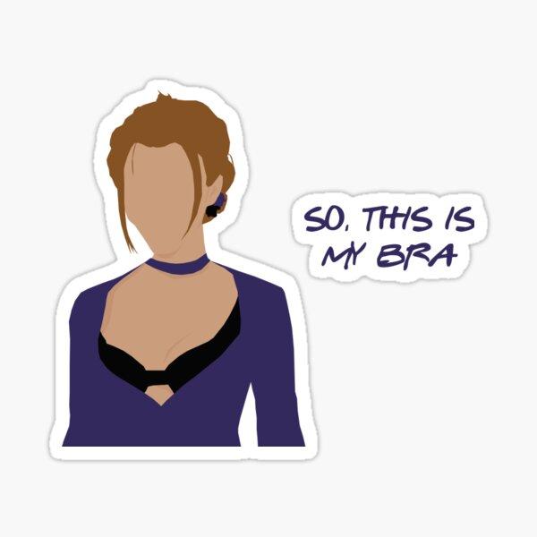 Phoebe Buffay Sticker