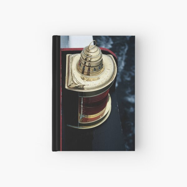 Stormy Sea Hardcover Journal