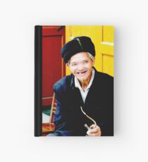 Toothless grin Hardcover Journal