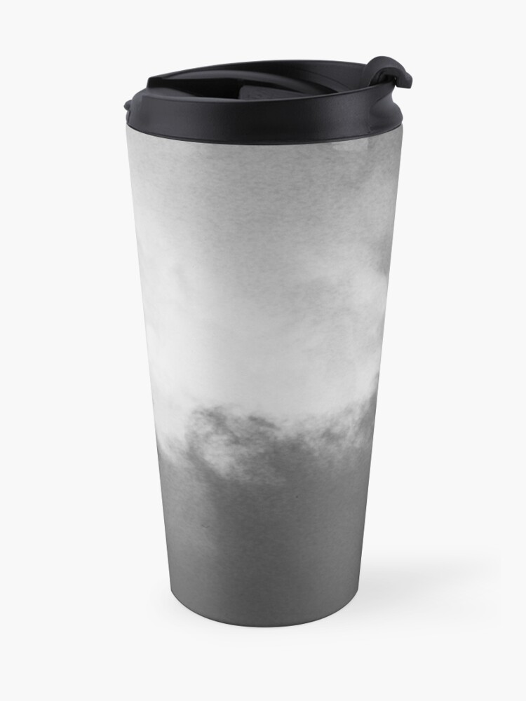 Alternate view of Christ The Redeemer in the Clouds Travel Mug